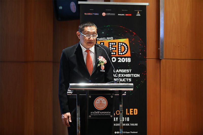 MEA is the host organization for the upcoming LED Expo Thailand & PCB Expo Thailand 2018 to strengthen the electric power system stability and support energy technology in the future