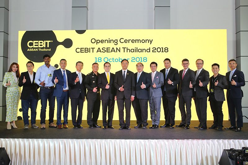 CEBIT ASEAN Thailand opens today