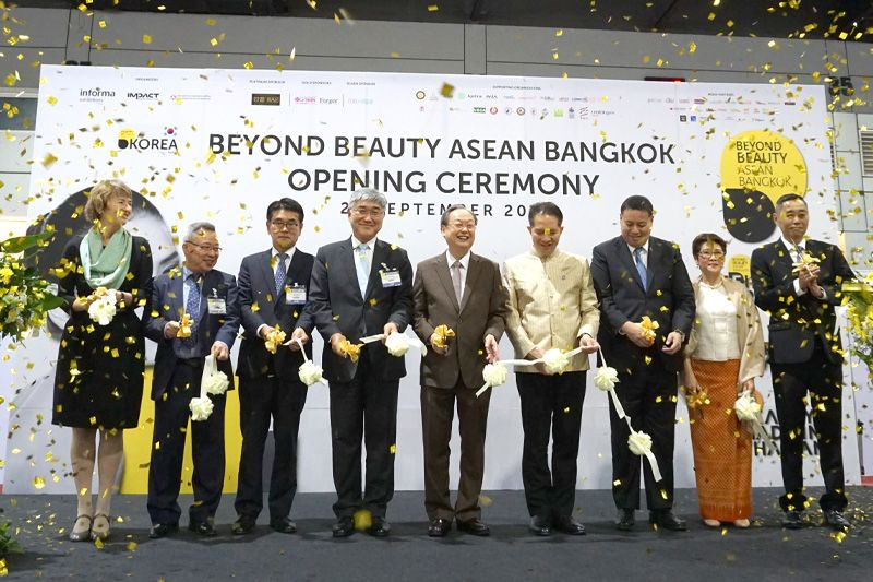 The Brand New Edition of Beyond Beauty ASEAN Bangkok is launched today