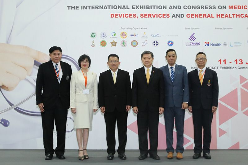 Medical Devices ASEAN 2018 supports the push to position Thailand as the medical hub of Asia