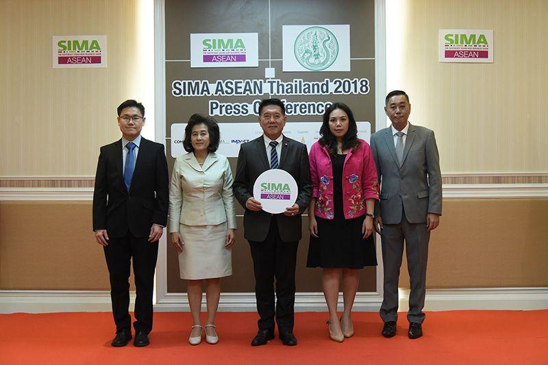 SIMA ASEAN Thailand 2018, the Southeast Asian agri-business show